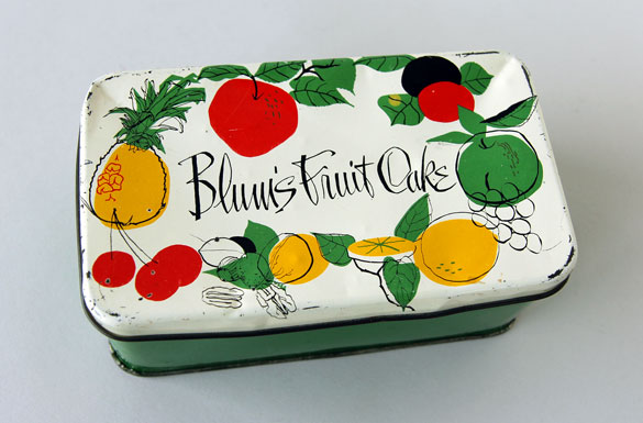 Blum's Fruit Cake